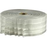 Тесьма для штор капрон(2 нити) ЕР 606-0 50м 6см 46040(органза классика)