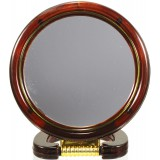 Зеркало двухстор.круглое 417-5 (9,5СМ) *144