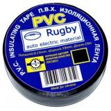 Изолента Rugby 19мм*10м черная (прод по 10) *500 (шт.) $