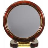 Зеркало двухстор.круглое 417-4 *288