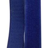 Липучка для одежды 2,5см синяя *25