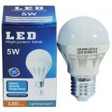 Лампочка Светодиодная 5w E27 92-1*100(возврату не подлежит)
