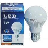 Лампочка Светодиодная 7w E27 92-2 *100(возврату не подлежит)