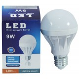 Лампочка Светодиодная 9w E27 92-3 *100(возврату не подлежит)