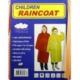Дождевик Raincoat детский (7-9 лет) 14-6 5767