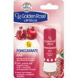 Бальзам д/губ Golden Rose Pomegranate SPF15 0045