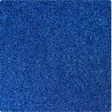 Фоамиран блестящий (прод по 10) синий 20х30/2мм