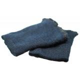 Манжет-довяз Трикотаж 11х8см(цена за пару) т.синий