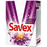 Стир.порошок. SAVEX  Parfum LOSK 2в1 Color автомат 400г*22 1398