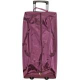 Сумка-чемодан дорожн.на колесах (цена за 3шт) фиолет. 388
