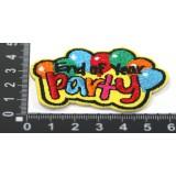 Наклейка д/одежды N5 PARTY