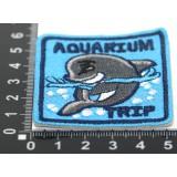 Наклейка д/одежды N10 AQVARIUM TRIR