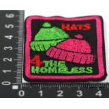 Наклейка д/одежды N12 4the HOMELESS