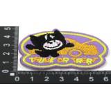 Наклейка д/одежды N13 TPUNK OR TRERT