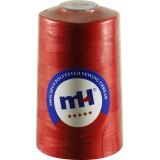 Нитки mH 40/2 5000ярд 1114 красный