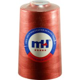 Нитки mH 40/2 5000ярд 1116 красный
