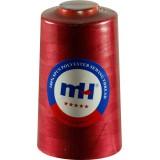 Нитки mH 40/2 5000ярд 1119 красный