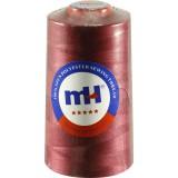 Нитки mH 40/2 5000ярд 1122 бордо