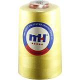 Нитки mH 40/2 5000ярд 1134 желтый