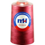 Нитки mH 40/2 5000ярд 1118 малина