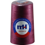 Нитки mH 40/2 5000ярд 1125 малина