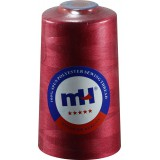 Нитки mH 40/2 5000ярд 1115 красный
