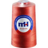 Нитки mH 40/2 5000ярд 1111 красный