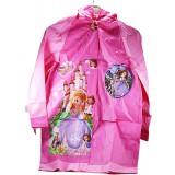 Дождевик  детский в сумке 14-8  София(M-63см,L-66см,XL-70см)