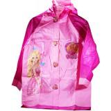Дождевик  детский в сумке 14-8  Барби