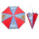 Зонт 1861285 Давай играть мех R-25 см 8 спиц П/Э детский