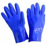 Перчатки МБС удлиненные синие (прод по 10) (шт) $