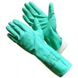 Перчатки нитриловые хим.стойкие GWARD RNF 15 XL зелен.12*120 4146 (шт) $