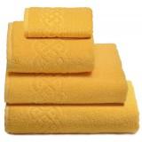 Полотенце банное 3501-01933 (70х130) *3 цв.110 желтый