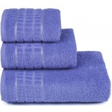 Полотенце банное 3501-3874 (70х130) цв.19-3936 фиолет
