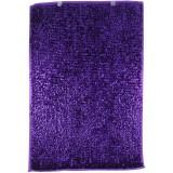 Коврик UP34360-511 50х80 длин.ворс фиолет