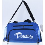 Сумка-рюкзак спортивная 605 синяя