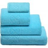 Полотенце банное 1201-01933 (100х150) цв.149 бирюза