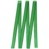 Лента  Атлас 0,6см (уп.33м) №137 зеленый