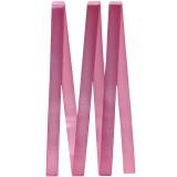 Лента  Атлас 0,6см (уп.33м) №170 розовый
