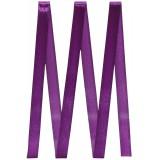 Лента  Атлас 0,6см (уп.33м) №188 тем.фиолет
