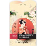 Ароматизатор д/белья Японская серия  Цветок лотоса сашет 15гр*40 3786
