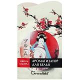 Ароматизатор д/белья Японская серия  Цветок сакуры сашет 15гр*40 3779