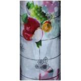 Скатерть рулон  (0,8*20м) цветной №10