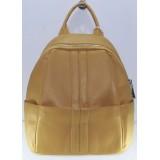 Рюкзак женск. 12251 желтый