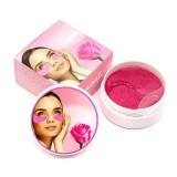 Патчи для глаз Sabbi (60шт) роза 2445